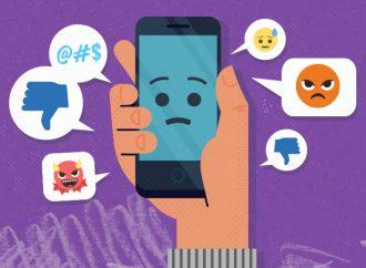 ¿Alguna vez te han insultado o acosado en redes sociales? Es un delito y así debes actuar.