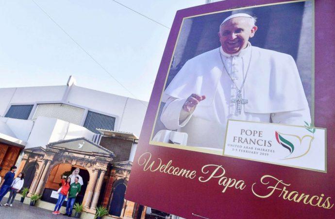 Por qué invitamos al Papa a la Península Arábiga