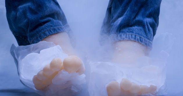 Tener pies frios es un indicio alarmante para tu salud