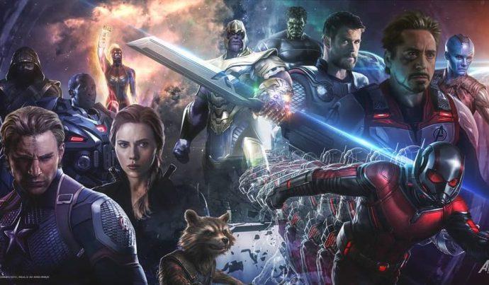 Avengers Endgame:  Presupuesto estimado y previsión de taquilla