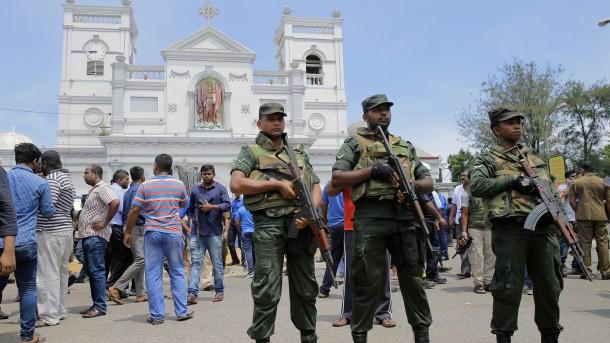 Explosiones de Sri Lanka: 160 asesinados como iglesias y hoteles dirigidos