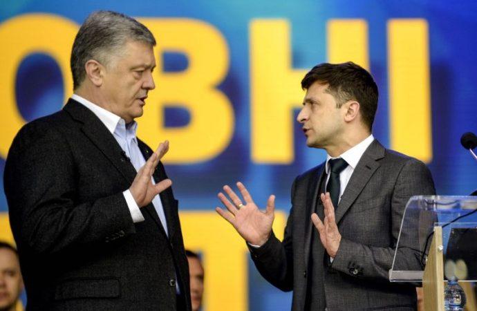 Elecciones de Ucrania : Los votantes escogen entre cómic y tycoon