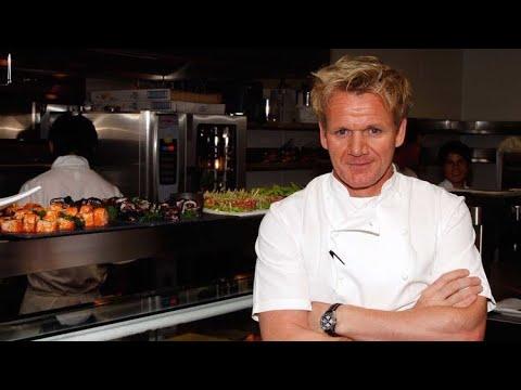 """El nuevo restaurante """"auténtico asiático"""" de Gordon Ramsay inicia la fila de apropiación cultural"""