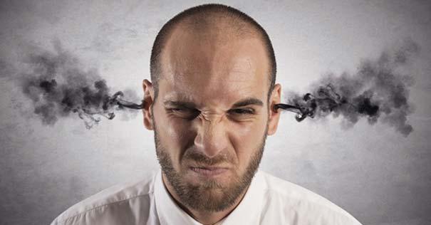 Como puede control de la ira en algunos pasos simples