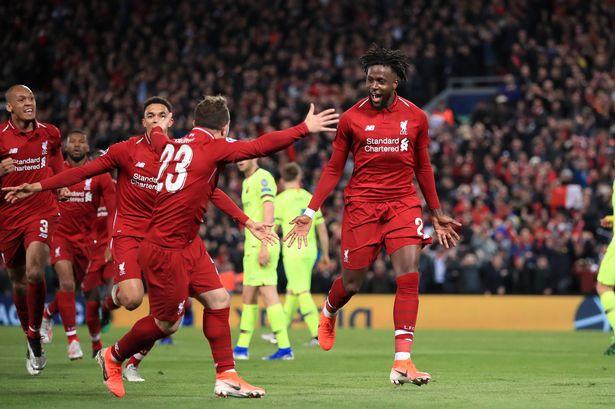 Liverpool desafía las probabilidades contra Barcelona con la ayuda de una Anfield 'especial'