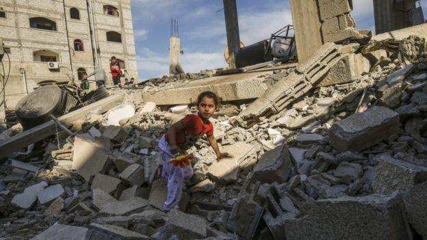 Conflicto de Gaza: bombardeo de cohetes y huelgas israelíes intensifican