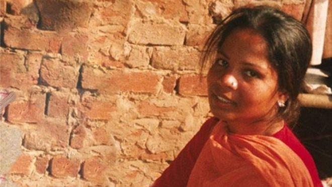 Asia Bibi: cristiana sale de Paquistán después de absolución de la blasfemia