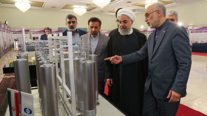 """Irán acuerdo nuclear: las potencias europeas rechazan """"ultimátum"""""""