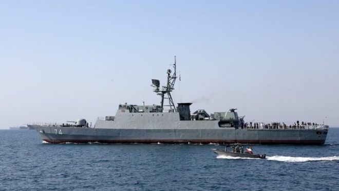 """EAU: Cuatro embarcaciones comerciales son sometidas a """"sabotaje"""" cerca de las aguas regionales"""