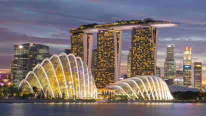 Información general sobre la vida en Singapur