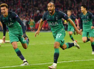 Cómo Tottenham organizó el regreso de la UEFA Champions League contra Ajax
