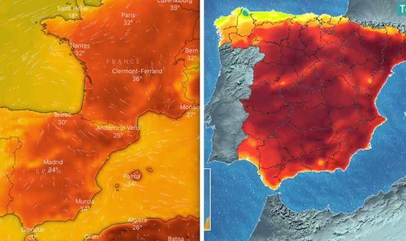 Ola de calor de Francia: la región de París cierra las escuelas