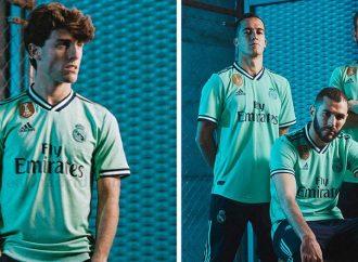 Real Madrid presenta la tercera camiseta 2019/20