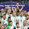 El Manchester City felicita a Mahrez .. Barcelona felicitó a Argelia