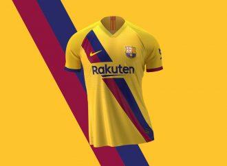 OFICIAL: Barcelona presenta nuevo kit de visitante para la temporada 2019/20
