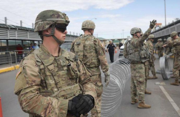 El ejército estadounidense se está preparando para una operación militar en el Golfo