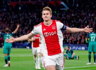 De Ligt se pierde el campamento de Ajax en Austria