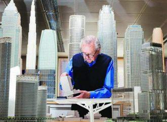 La muerte del argentino César Pelli. Ingeniero decenas de teatros y torres en el mundo