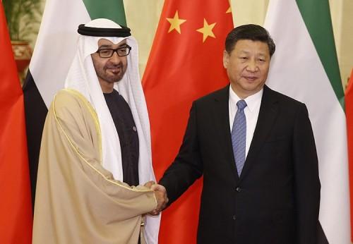 """China y los EAU. Fuertes relaciones desde la """"Ruta de la Seda"""""""