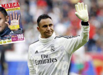 Navas pide dejar el Real Madrid