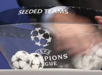 Champions League 2019/20 : El sorteo para la fase de grupos