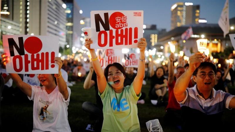 Corea del Sur y Japon