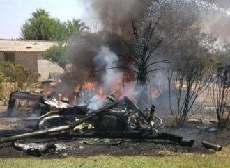 7 muertos en colisión de helicóptero y avioneta en España