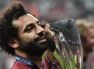 Salah logró un logro personal único en la Supercopa