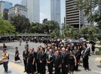 Hong Kong enfrenta la peor crisis desde la entrega a China