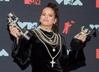 Rosalía: la cantante que quemó el escenario de MTV  2019