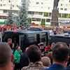 Rusia anuncia niveles de radiación en una base militar