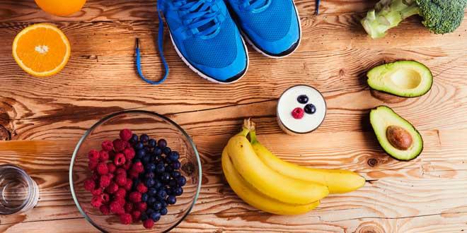 Comida antes del ejercicio : mejor tiempo y cual tipo