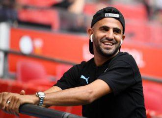 Mahrez:¿Por qué Guardiola lo dejó para enfrentarse al Liverpool?