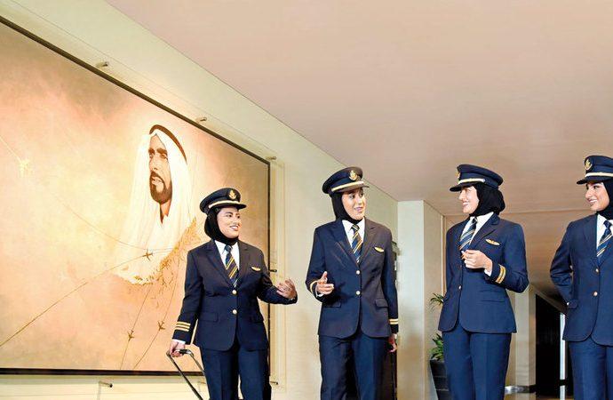 EAU : 5 ciudadanos vuelan sobre el mundo en el mismo día