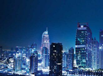 Los Emiratos primera regional y Europa en los habitaciones de hotel