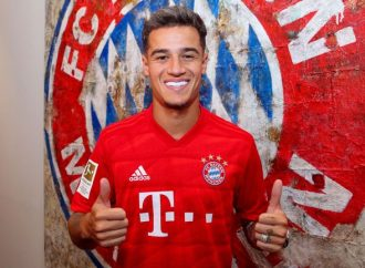 Coutinho oficialmente es jugador en el Bayern Múnich