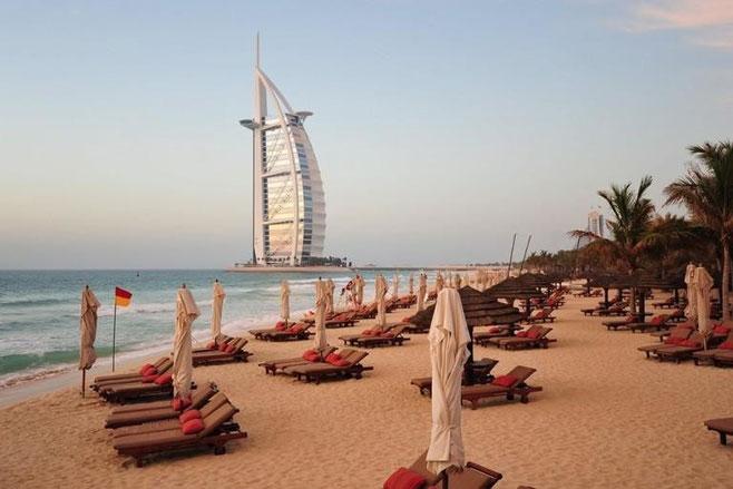 Viajar a Dubai se encuentra entre los mejores destinos para los indios