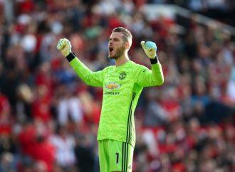 De Gea extiende su contrato con el Manchester United