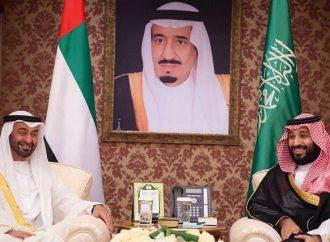 Mohamed bin Zayed confirma a Mohamed bin Salman el soporte de los EAU con Arabia Saudita