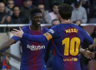Barcelona anuncia el regreso de Messi y Dembele