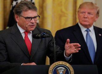 Washington está listo para compensar cualquier escasez en el mercado Petróleo