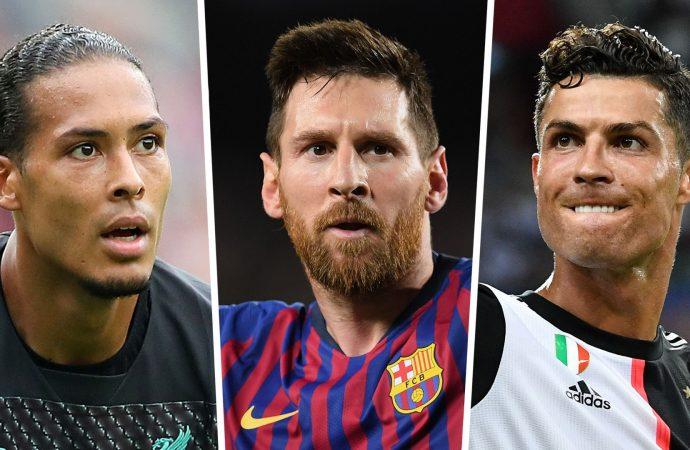 FIFA: los mejores premios del mundo FIFA 2019