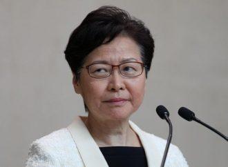 Carrie Lam niega los informes de que habría renunciado