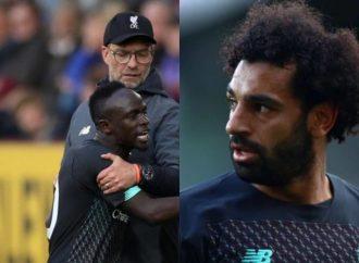 Mane y Salah : El entrenador del Liverpool triunfa para Salah