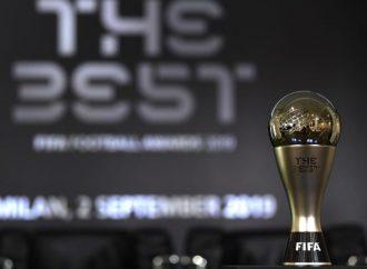 FIFA : Los mejores finalistas presentados en Milán 2019